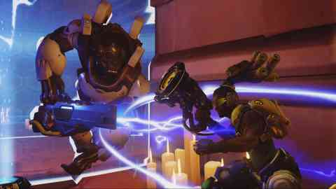 Overwatch' Dev Condemns Use of Mouse, Keyboard On Consoles