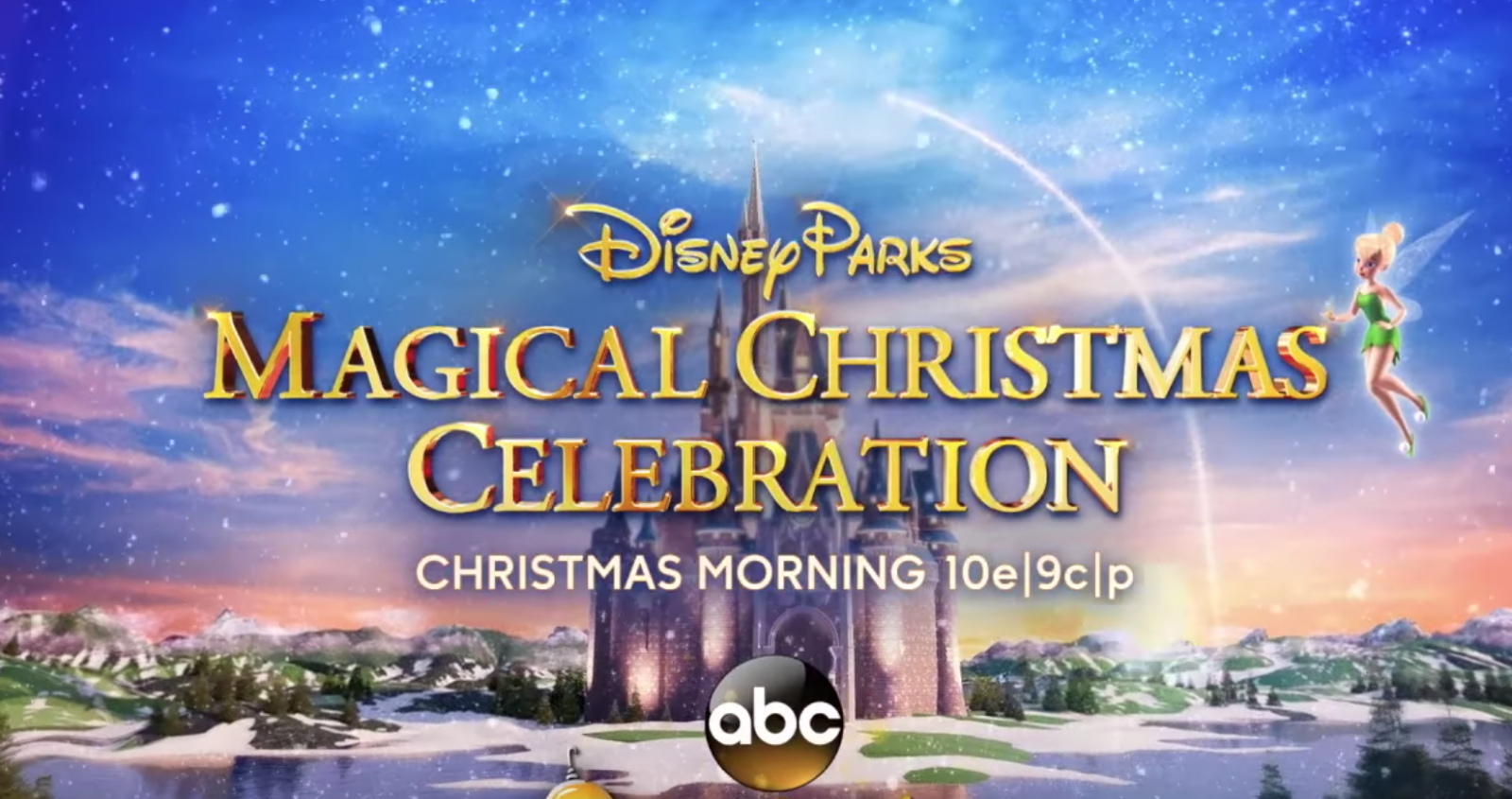 Disney Christmas Day Parade 2017 Live Stream: Where To Watch Online, On TV